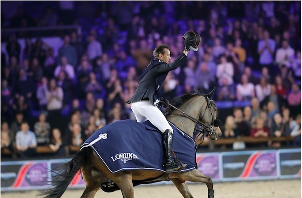 ghent master of showjumping harrie smolders